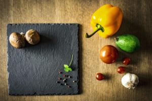 Gemüse in der friteuse ohne fett