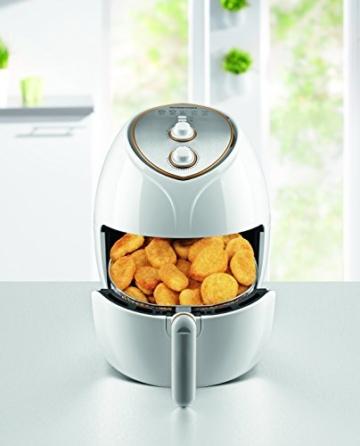 gourmetmaxx heißluft-fritteuse test
