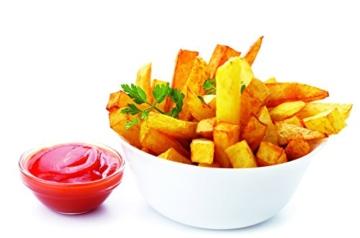 gourmetmaxx heißluft-fritteuse 8 in 1