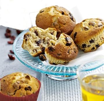 Mussins gebacken mit Airfryer Zubehör Muffincups