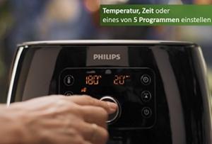 Philips Heißluft-Friteuse