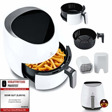 Nutri Fryer von Nutrilovers
